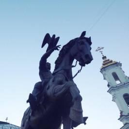 Памятник князю Ольгерду