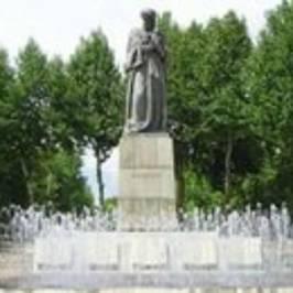 Памятник Абу Али Ибн Сино (Авиценне)