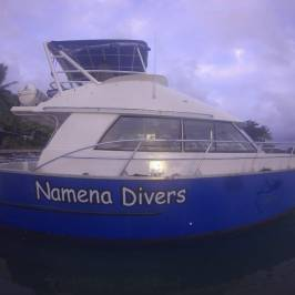 Namena Divers - Day Tours