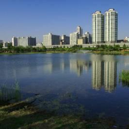 Sangdong Lake Park