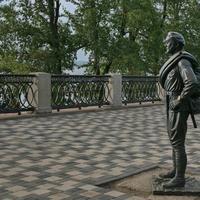 Памятник красноармейцу Фёдору Сухову
