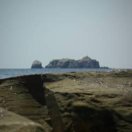 El Farallon Isla Blanca