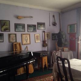 The Ziyodullo Shahidi Museum Of Musical Culture