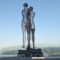 Памятник Али и Нино