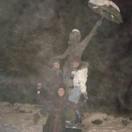 Памятник Леониду Енгибарову