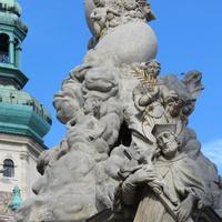 Holy Trinity Statue