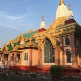 Myanmar Golden Monastery