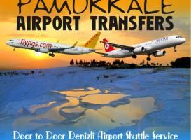 Pamukkale Airport Transfers