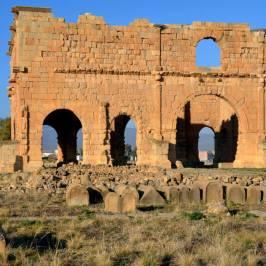 Lambaesis Ruins
