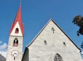 Chiesa parrocchiale di S. Wolfgang - Riva di Tures