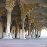 Diwan-i-Am Agra Fort