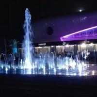 Yas Marina Musical Water Fountain