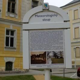 Meteorologický sloup