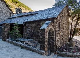 Iglesia de Sant Bartomeu de Soldeu