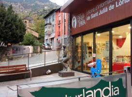 Oficina de Turismo de Sant Julia de Loria