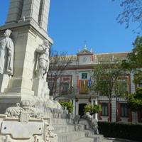 Monumento a la Inmaculada Concepcion