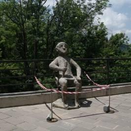 Скульптура «Тамада»