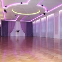 Танцевальный зал Галины Волковой
