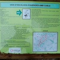 Via Ferrata Vias Cable 1 y 2