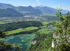 Klettersteig Reintalersee