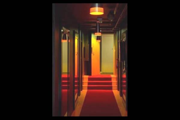 Вестибюль отеля