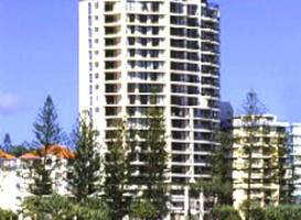 Mantra Coolangatta Beach (ex.Outrigger Beach Resort)