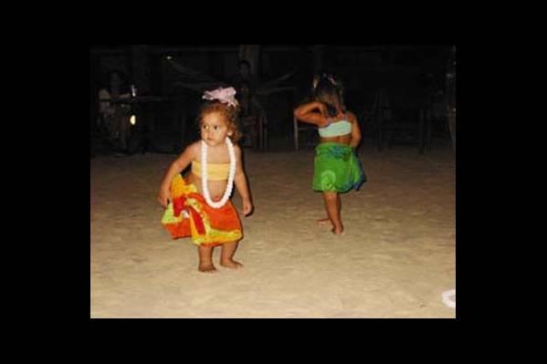 Маленькие танцовщицы