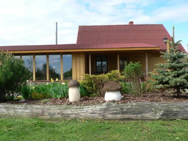 Продается дом в латвии в вентпилсе