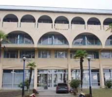 Фасад отеля