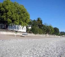 Нарт, пляж и берег
