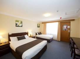 Econo Lodge Hideaway Armidale (Formally Hideaway Motor Inn)