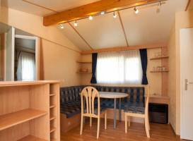 Schluga Apartments & Camping Mobile Homes