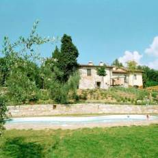 Villa Cafaggio di Sopra Pontassieve