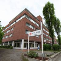 AZIMUT Hotel Berlin City South (ex. Eurohotel Berlin Airport Bbi)