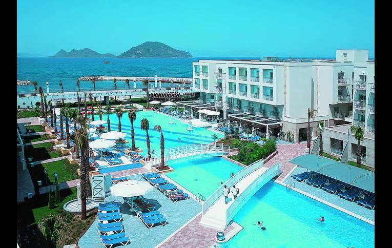 Отель la blanche resort  spa 5