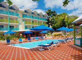 Blue Horizon Hotel Rockley Beach