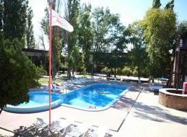 Akvatoriya Leta Sport Club-Hotel