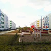 Apartments on Chervishevskii tr.