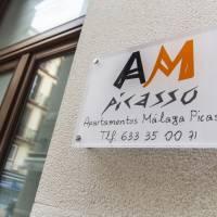 Apartamentos Malaga Picasso