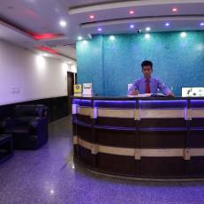 Airport Hotel Luck Residency