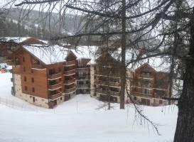 Appartement Residence Albane Vars