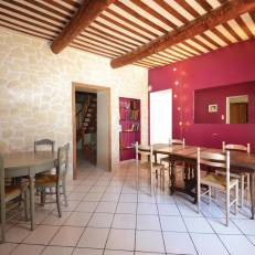 Holiday Home Carpentras with a Fireplace 05