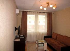 Apartment at Gagarina street