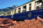 Швейцария: «шоколадный поезд» в Альпах