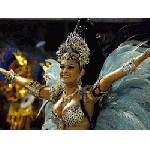 Карнавал в Рио-де-Жанейро официально открыт