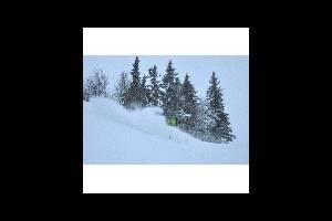 Норвегия - со снегом!