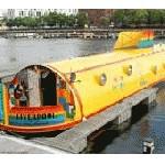 Поклонники «Битлз» теперь смогут пожить в «Yellow Submarine»