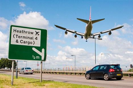 Великобритания: Хитроу - самый жадный аэропорт Лондона