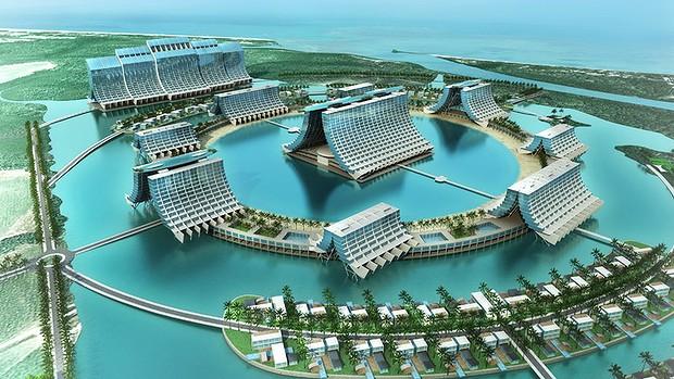 Австралия: В Квинсленде появится новый мега-курорт