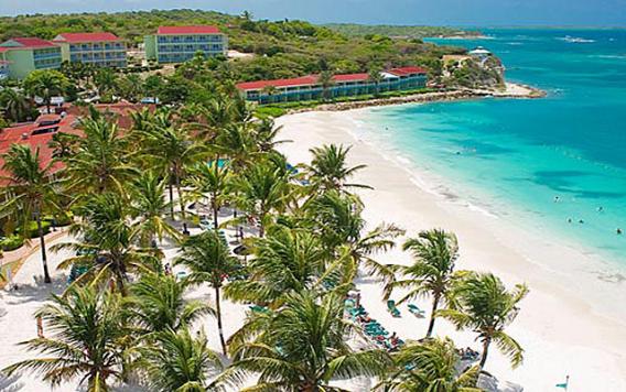 Антигуа и Барбуда: Beaches resort начнут строить только через год